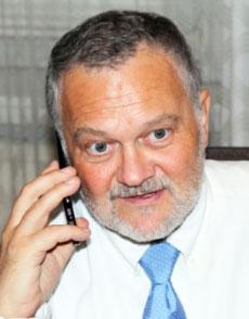 Portrait Ing. Felix Gundacker
